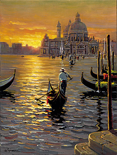 days end in venice